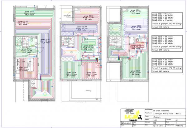 Engineering & Ontwerp tekening